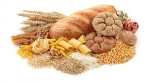 Various forms of grains