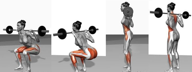 The Correct Squat Form (And the Best Squat Variations to Do ...