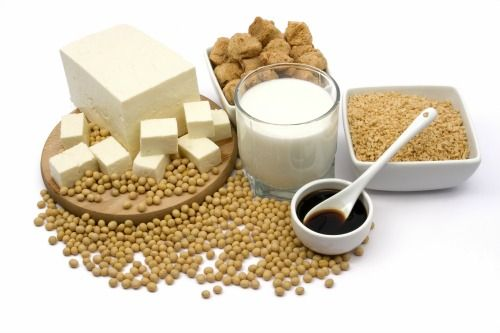 Soy and GMO foods