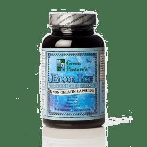 bottles of cod liver oil