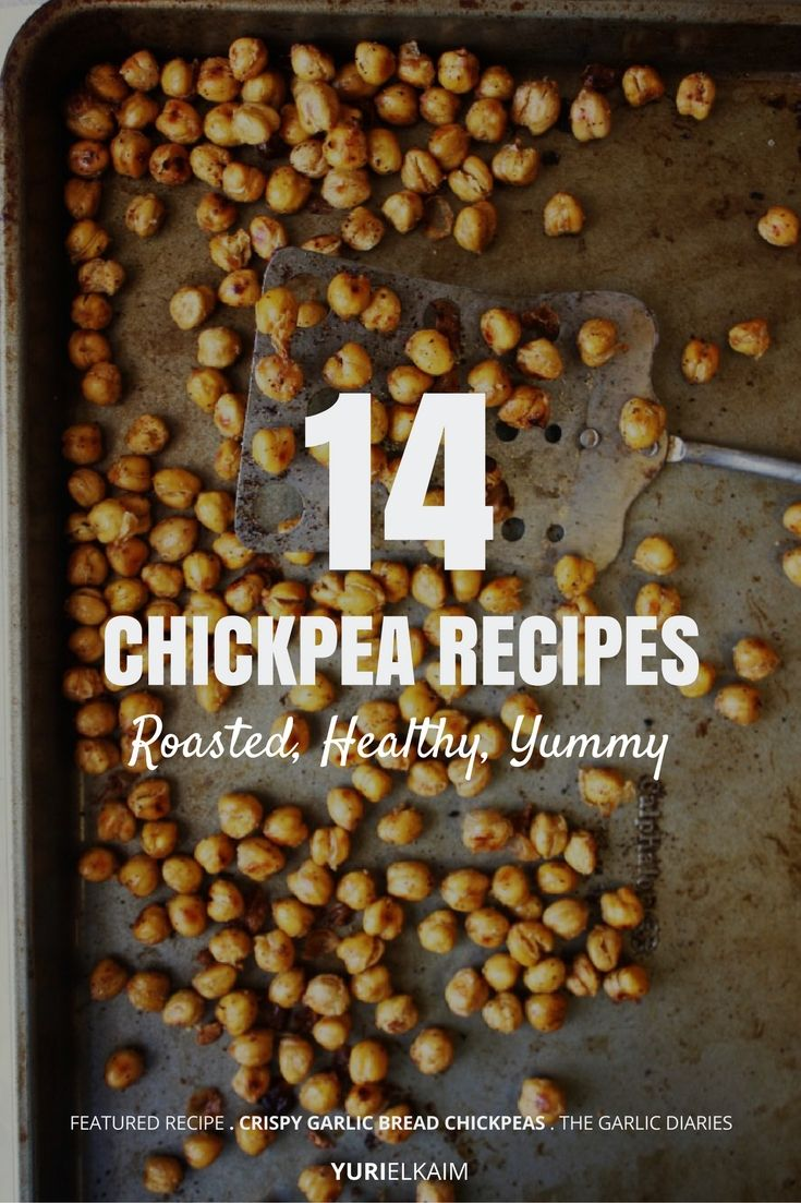 Roasted Chickpeas: How to Make Them (14 Ways)