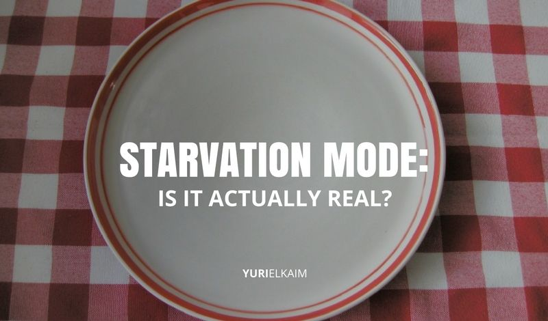 Starvation Mode - Is It Actually Real?