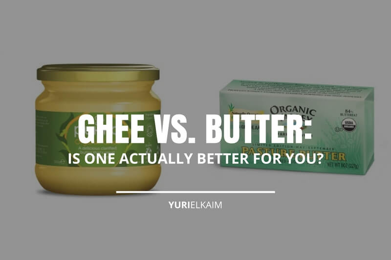Ghee vs Butter - Is One Actually Better for You