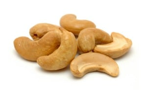Iron-Rich Foods - Cashews