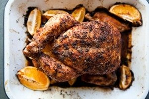 Iron-Rich Foods - Chicken