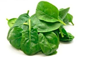 Iron-Rich Foods - Spinach
