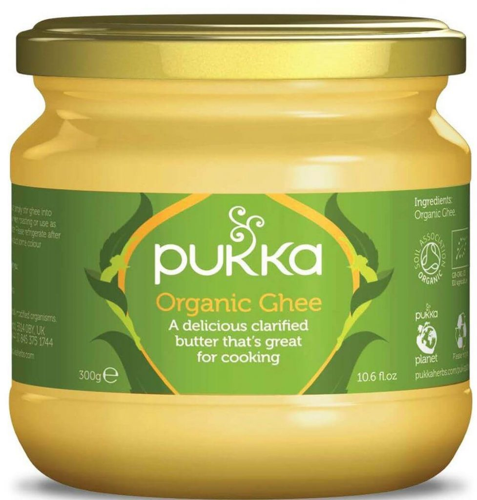 Jar of ghee