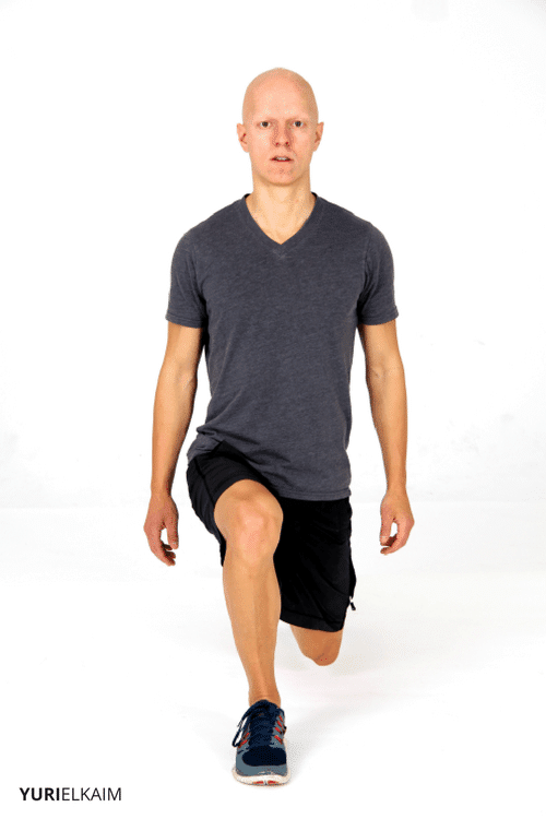 front-lunge