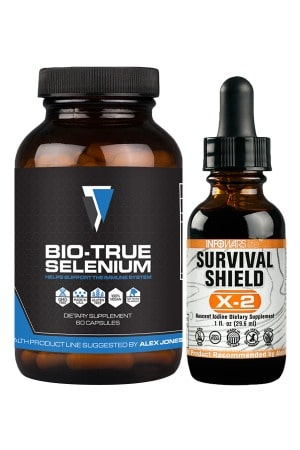 Selenium and Iodine Supplements