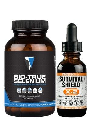 Selenium and Iodine Supplements