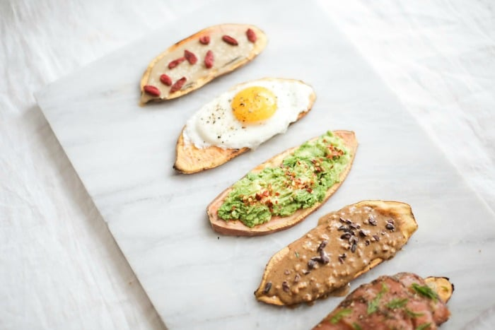 sweet-potato-toast-5-ways-via-@nutritionstripped