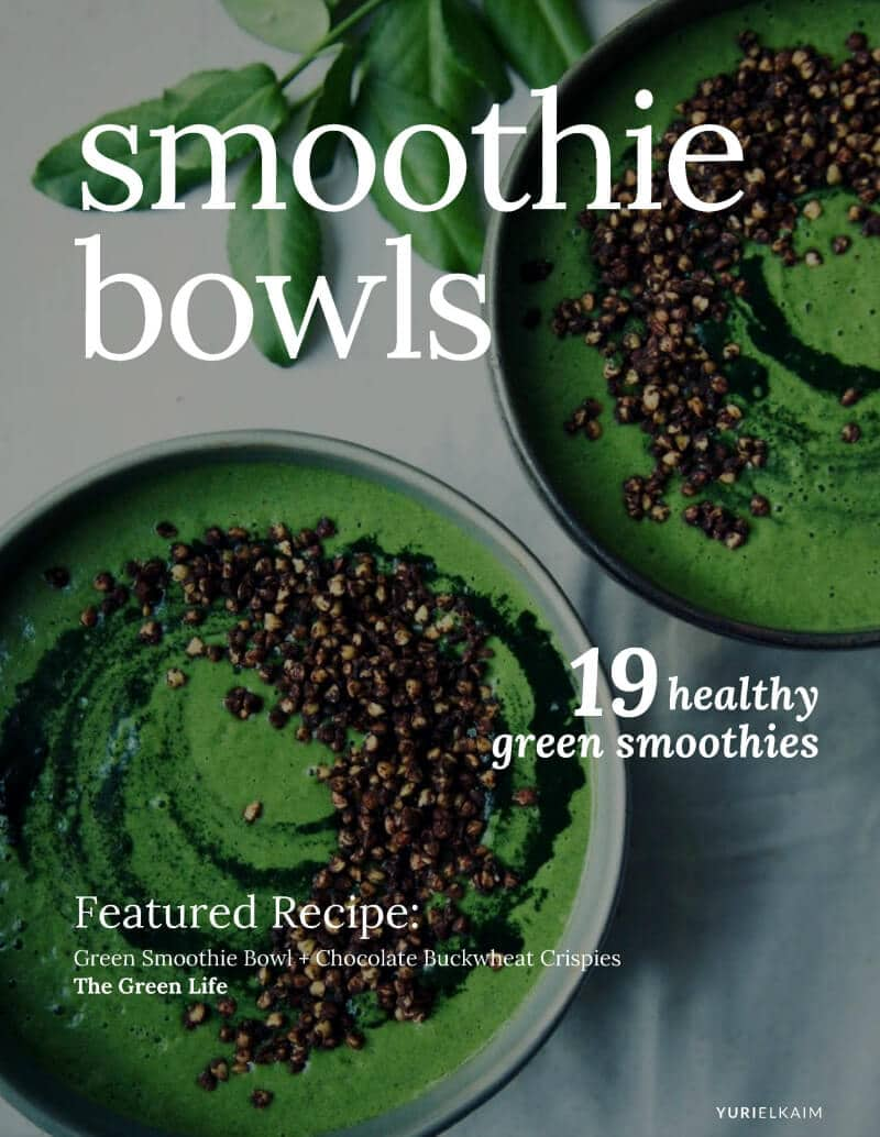 19 Of The Best Green Smoothie Bowls Ive