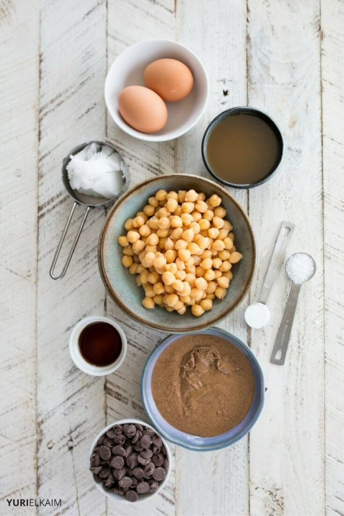 chickpea-blondies-ingredients