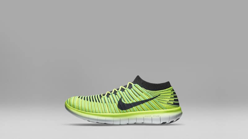 nike free run for shin splints