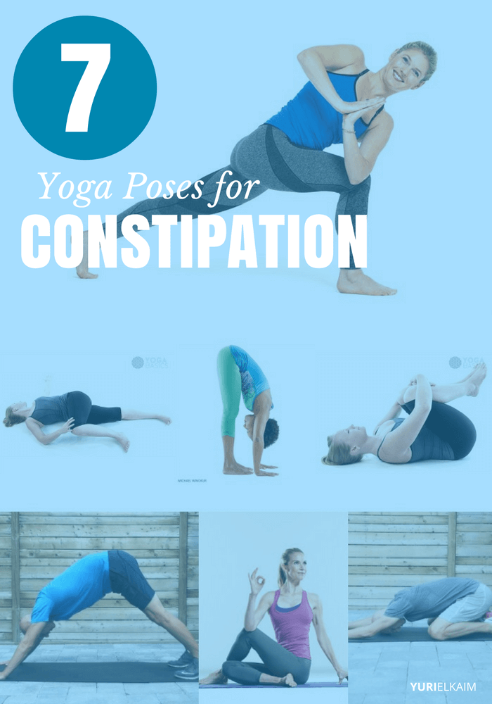 The 7 Best Yoga Poses for Constipation (Do These for Quick