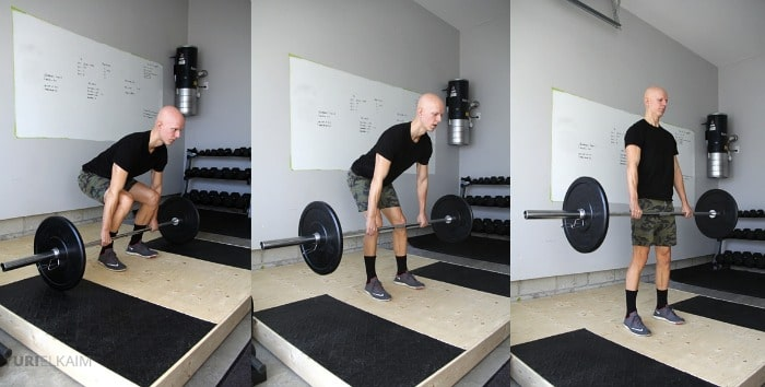 barbell-deadlifts