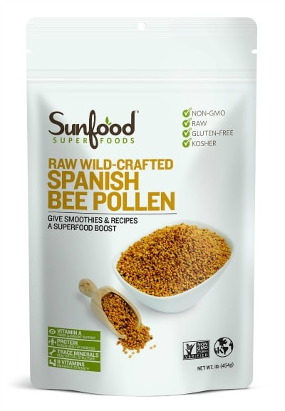 smoothie-add-ins-bee-pollen