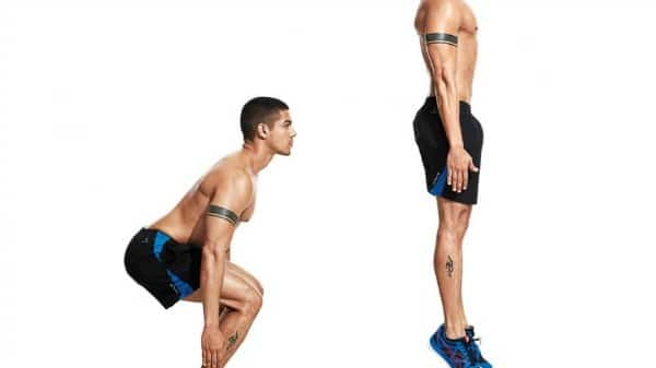 Best Bodyweight Workout of All Time via Men's Health
