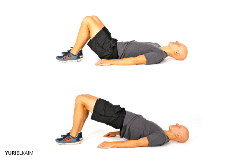 Glute Bridge Sequence