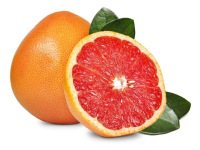 Natural Detoxifiers - Grapefruit