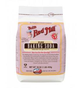 Natural Remedies for Dandruff - Baking Soda