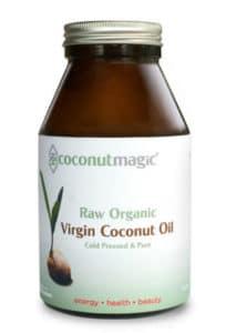 Natural Remedies for Dandruff - Coconut Oil