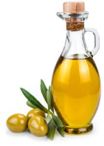 Natural Remedy for Dandruff - Olive Oil