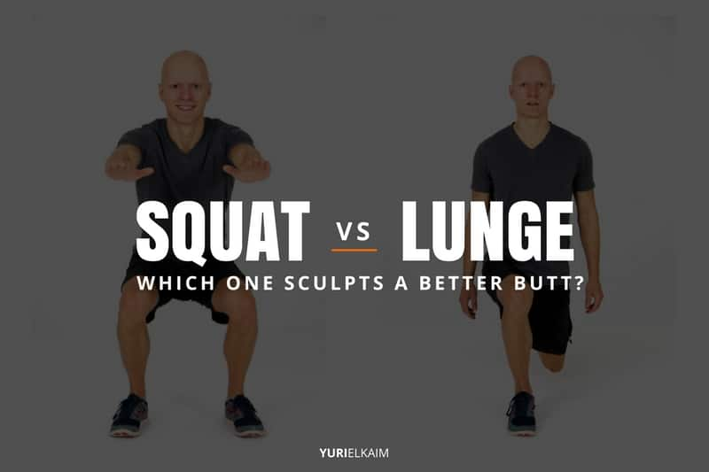 Squat vs Lunge - Which One Sculpts a Better Butt and Legs