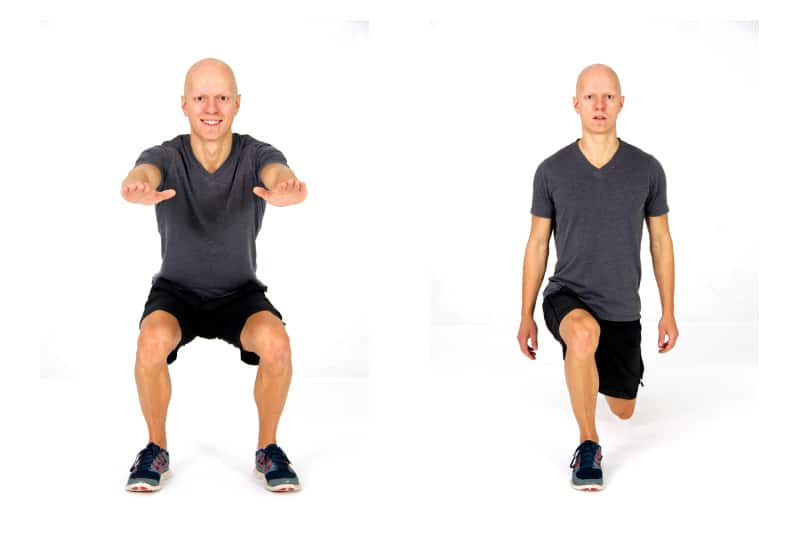 Squat vs Lunge: Which One Sculpts a Better Butt and Legs