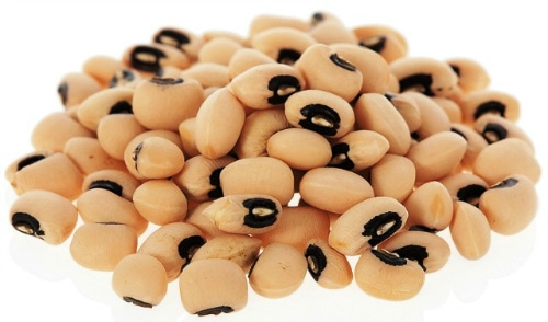 Foods Highest in Calcium - Black Eyed Peas