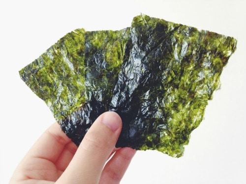 Foods Highest in Calcium - Seaweed