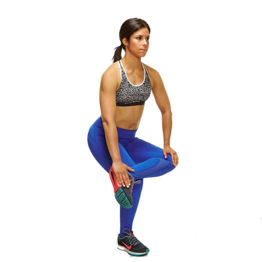 Standing Hip Stretch