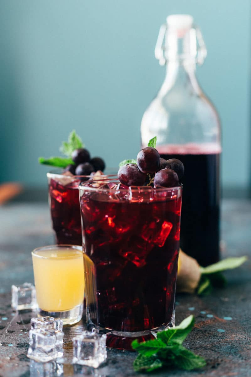 heartburn natural remedy drink