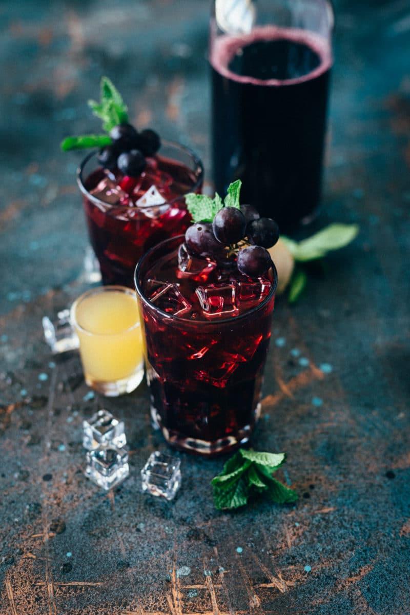 natural heartburn remedy drink recipe