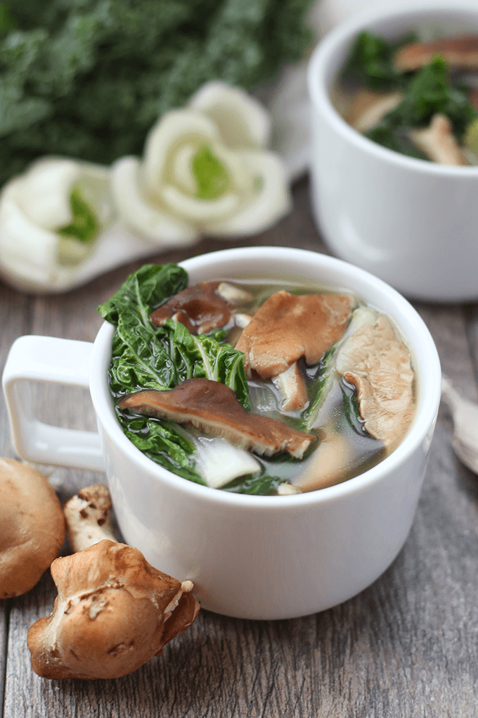 The Ultimate Immune-Boosting Soup via The Healthy Maven
