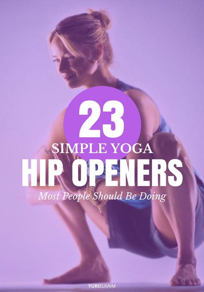23 Simple And Beautiful Apartment Decorating Ideas: Yoga Hip Openers: 23 Simple Poses Most People Should Be