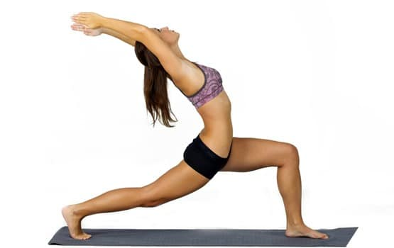 Yoga Hip Openers - Crescent Pose