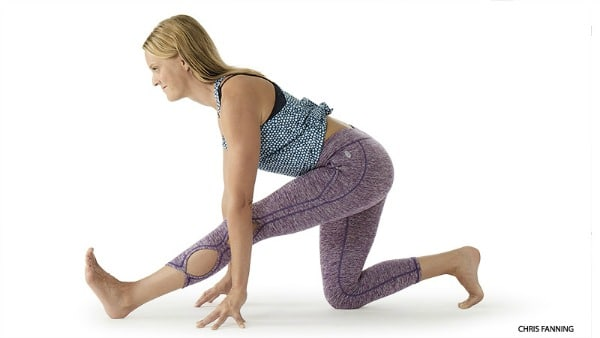 Yoga Hip Openers - Half Split