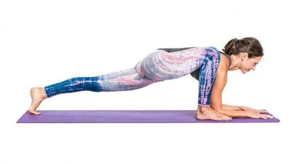 Yoga Hip Openers - Lizard Pose