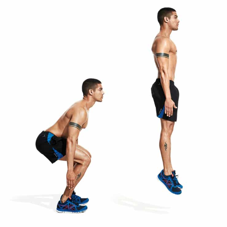 38 Different Types of Bodyweight Squats - The Ultimate Guide