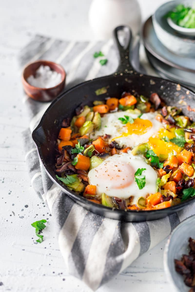 Paleo Sweet Potato Hash Recipe