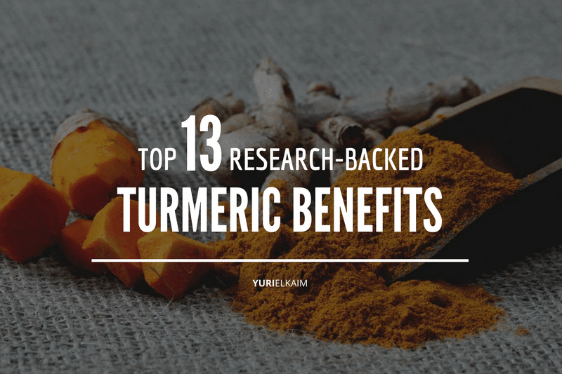 The Research-Backed Guide to the Top Benefits of Taking Turmeric