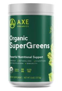 Dr Axe Organic SuperGreens