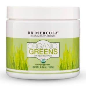 Dr. Mercola's Organic Greens