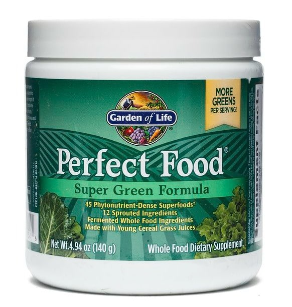 Greens supplement review a look at the top 13 brands for Garden of life super green