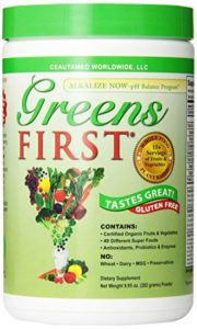 Greens First Nutrient-Rich Antioxidant Superfood