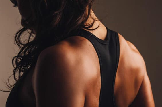 How to Get Rid of Back Fat (The Best Way)