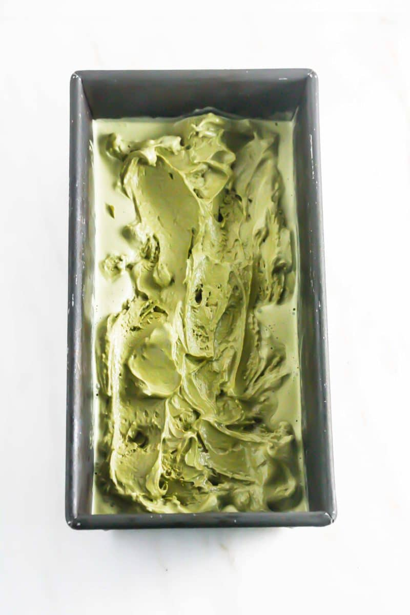 Matcha Coconut Ice Cream via Lauren Kelly Nutrition